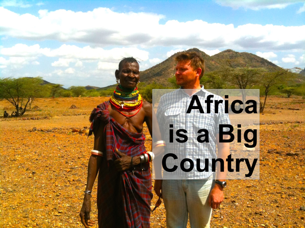 The Country of Africa